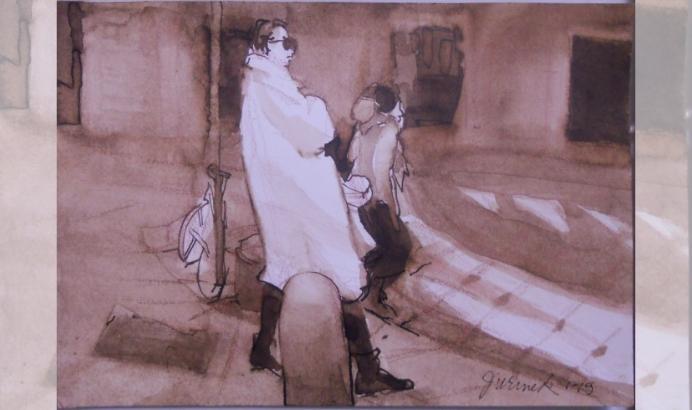 Painting in the Pandemic Memories of Milan