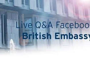 Q & A session for British Nationals