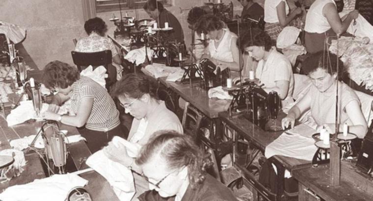 women-sewing