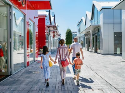 A Family Shopping Day at Scalo Milano Outlet