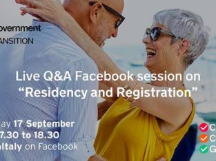 Residency and Registration – Live Q&A Facebook