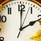 Turn back the clocks! Sunday, October 31st