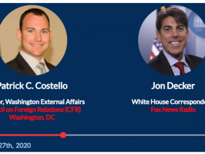 Race for the White House – Amcham Live Webinar in English