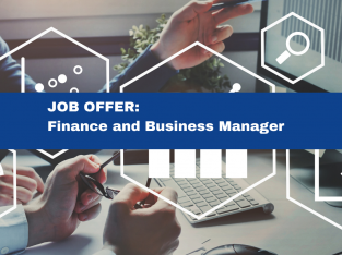 Finance and Business Manager