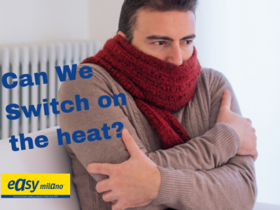 When Can We Switch on the Heating in Italy?