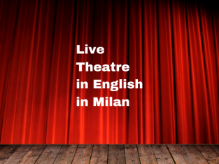 Live Theatre in English Dates & Performances
