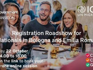 Roadshow UK Nationals in Bologna & Emilia Romagna