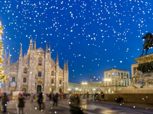 Christmas in Milan 2020