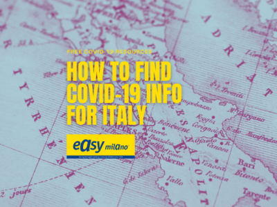 How to Find Covid-19 Info for Italy