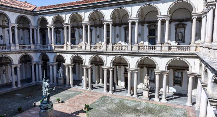 Art Comes Back to Life in Milan with Museum Openings