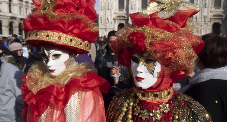 Carnevale Ambrosiano- Carnival in Milan