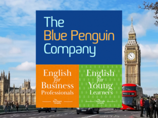 The Blue Penguin Company English Courses