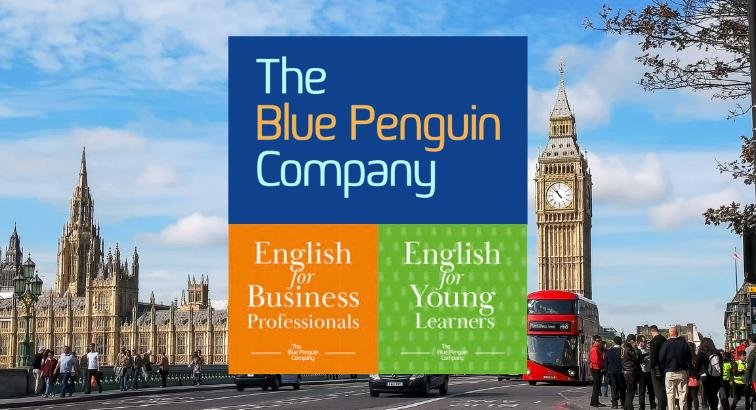 The Blue Penguin Company English Courses
