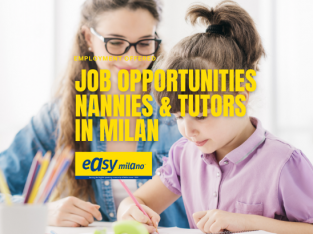 Looking for nanny – English speaker