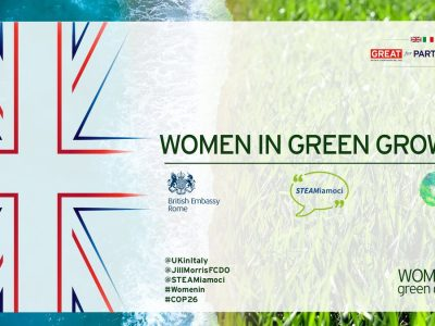 COP26: Women in Green Growth
