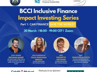 BCCI Inclusive Finance