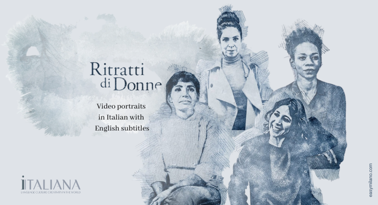 Portraits of Italian Women