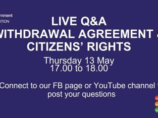 Q&A with British Embassy in Italy Live session – May 13, 2021