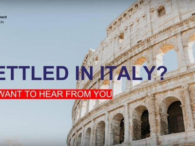Take the Poll by British Embassy Rome for UK Nationals living in Italy