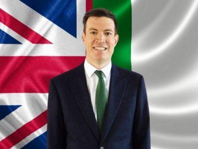 Ben Greenwood, HM Acting Consul General Milan and Director DIT Italy