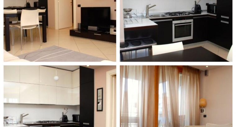 A beautiful 2-bed apartment in Milan: 1 year lease