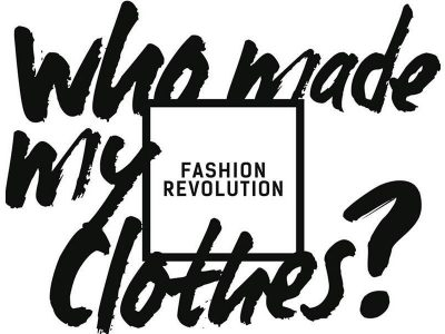 Fashion Revolution Sustainable Fashion Week