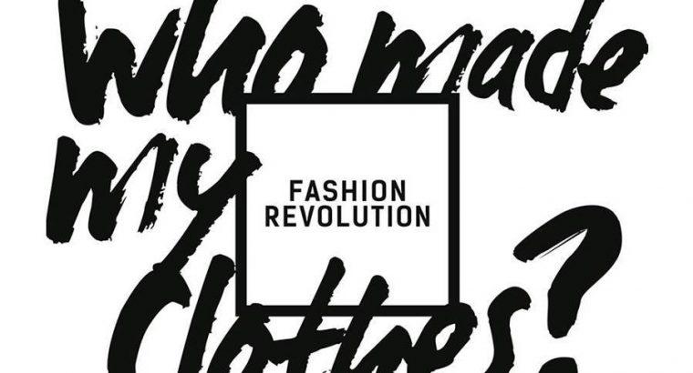 Fashion Revolution Sustainable Fashion Week