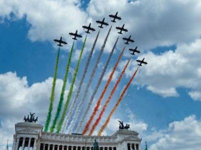 PAN FrecceTricolori – The Italian National Aerobatic Team