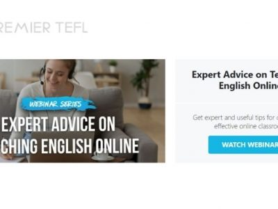 How to Teach English Online Webinars (Jun 23, 2021)