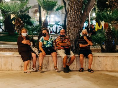 Italy: Masks off from June 28th