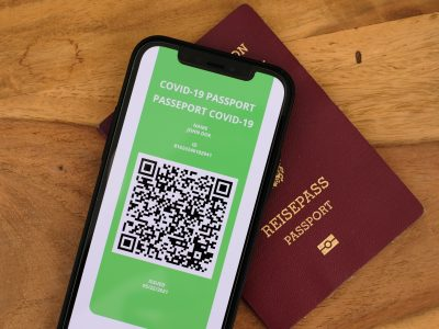 How to get the Green Pass for Travel to Italy and in EU Summer 2021 (September update)