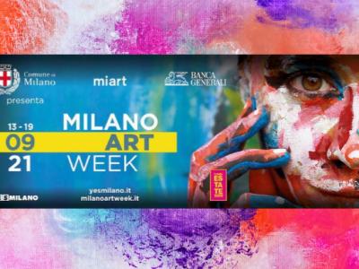 Milano Art Week (Sept. 13-19,2021)